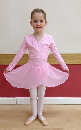 Ballet uniform photo